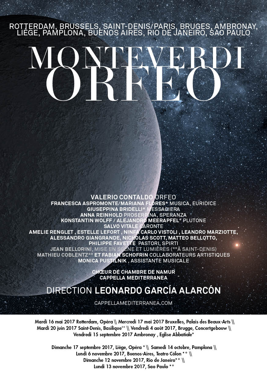 Orfeo affiche8