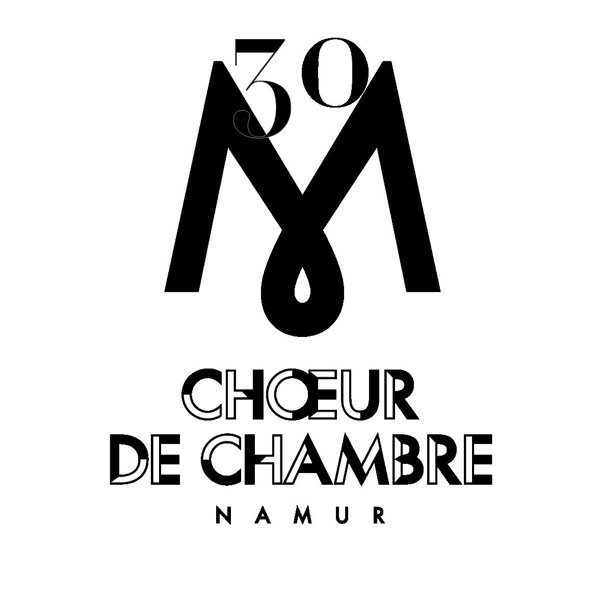 logo choeur 30